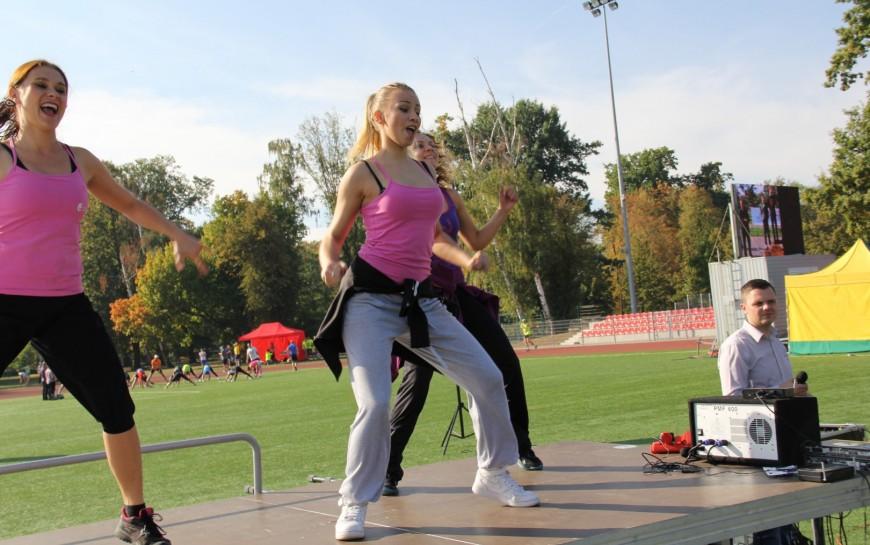 Sobota na sportowo w parku Miejskim. Zapraszamy do rywalizacji i zabawy