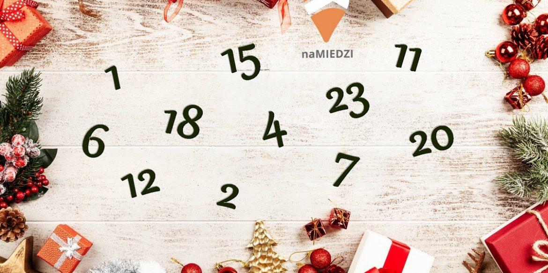Kalendarz adwentowy naMIEDZI – dołącz do konkursu i wygraj nagrody!