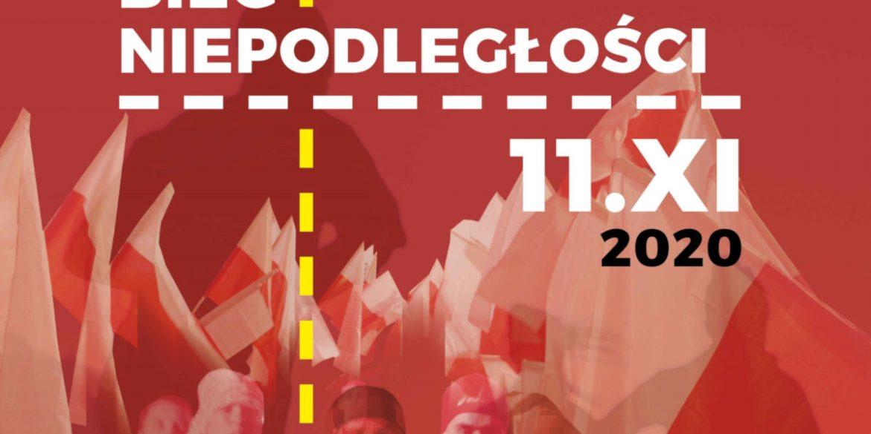 Zapisz się i pobiegnij w wirtualnym Legnickim Biegu Niepodległości