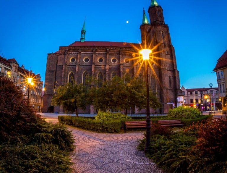 Kościół Mariacki w Legnicy dla zwiedzających od środy