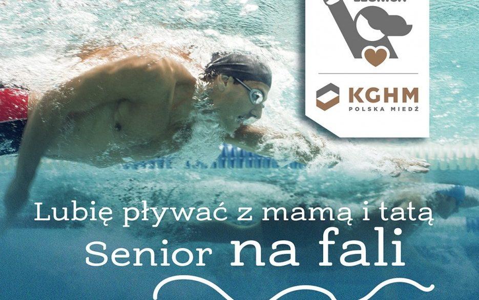 """Czas na baseny, czyli projekt """"Zdrowa Legnica"""""""
